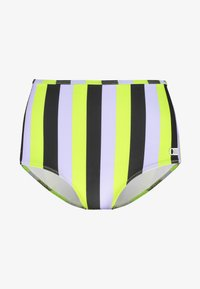 Solid & Striped - THE KIKI BOTTOM - Bikinialaosa - lavender/lime/black - 3