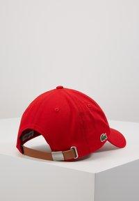 Lacoste - Cap - red - 3