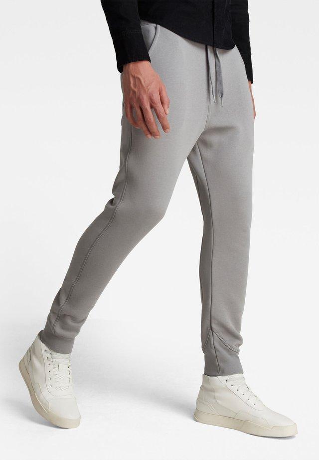 PREMIUM CORE TYPE - Tracksuit bottoms - grey