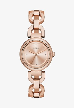 Watch - rose gold
