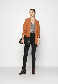 Pieces - PCBOSS - Short coat - mocha bisque - 1