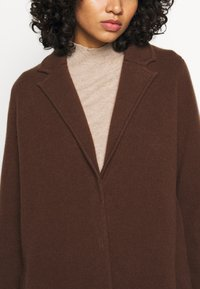 FTC Cashmere - Classic coat - brown - 4