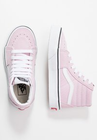 Vans - SK8 - Zapatillas altas - lilac snow/true white - 0