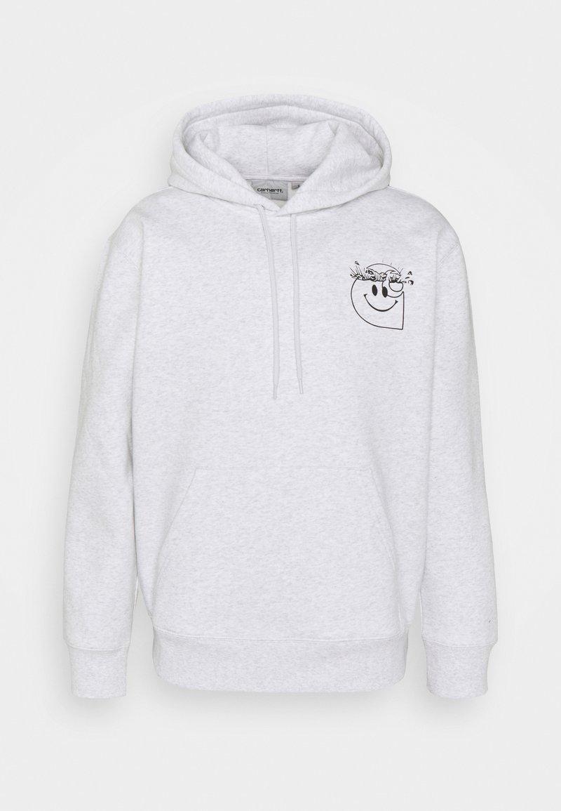 Carhartt WIP - Sweatshirt - ash heather/black