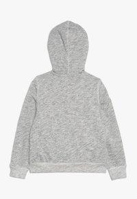 Abercrombie & Fitch - SHERPA - Mikina na zip - grey - 1
