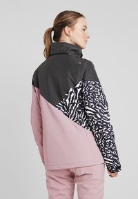 Brunotti - SHEERWATER WOMEN SNOWJACKET - Snowboardjas - old rose - 3