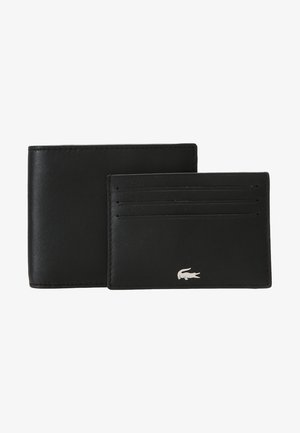 BILLFOLD COIN BOX SET - Wallet - black