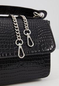 HVISK - DALLY CROCO - Handbag - black - 6