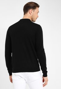PROFUOMO - PROFUOMO - Polo shirt - black - 2