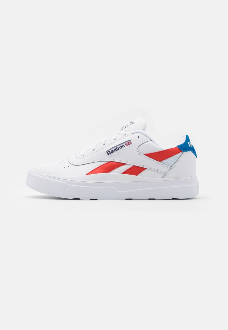 Reebok Classic - LEGACY COURT UNISEX - Baskets basses - white/red/blue