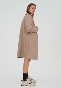 PULL&BEAR - Classic coat - rose gold - 2