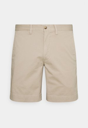 STRAIGHT FIT BEDFORD  - Kraťasy - khaki/tan