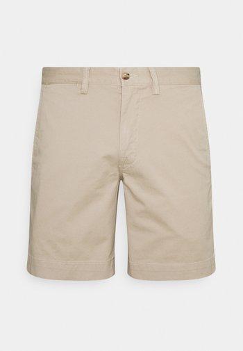 STRAIGHT FIT BEDFORD  - Shorts - khaki/tan