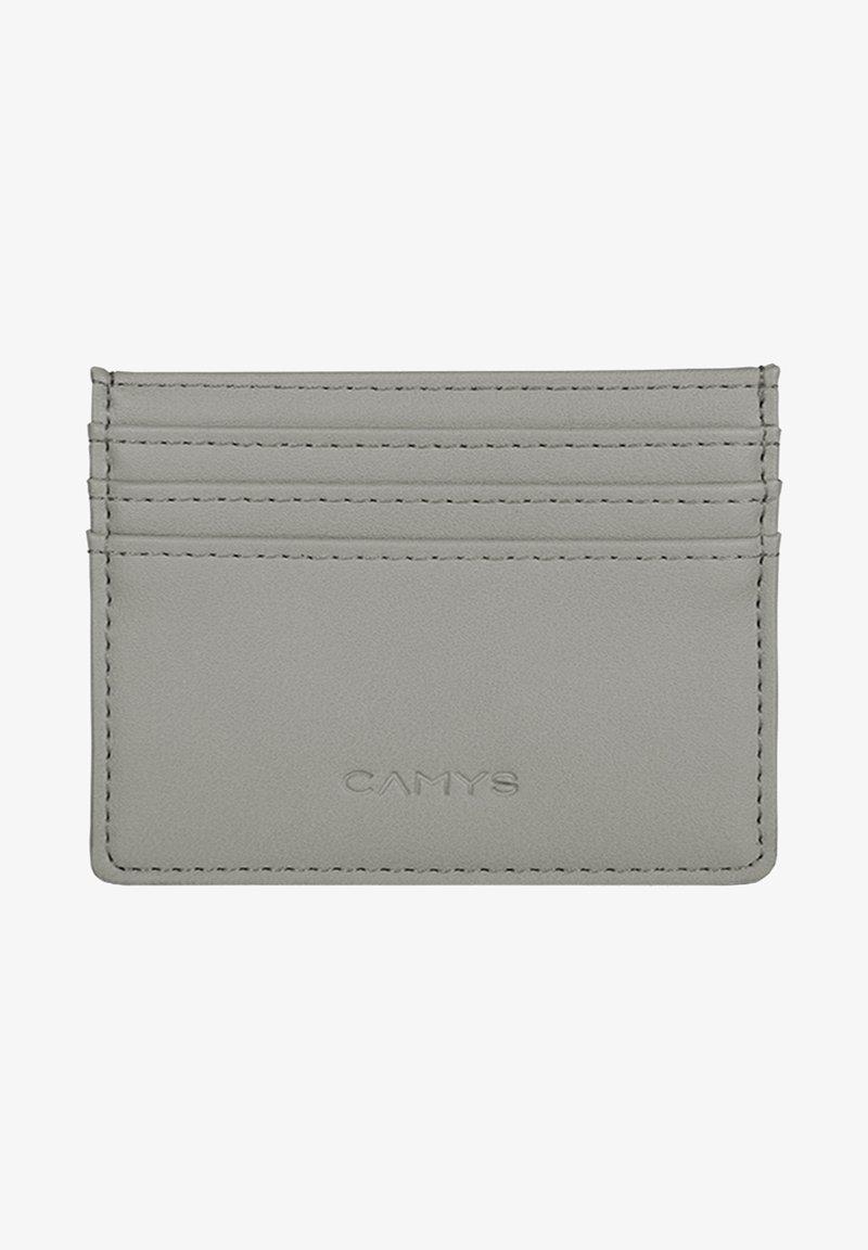 Camys Concept - Wallet - hellgrau