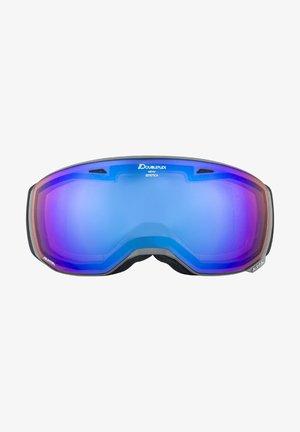 Masque de ski - grey-skyblue