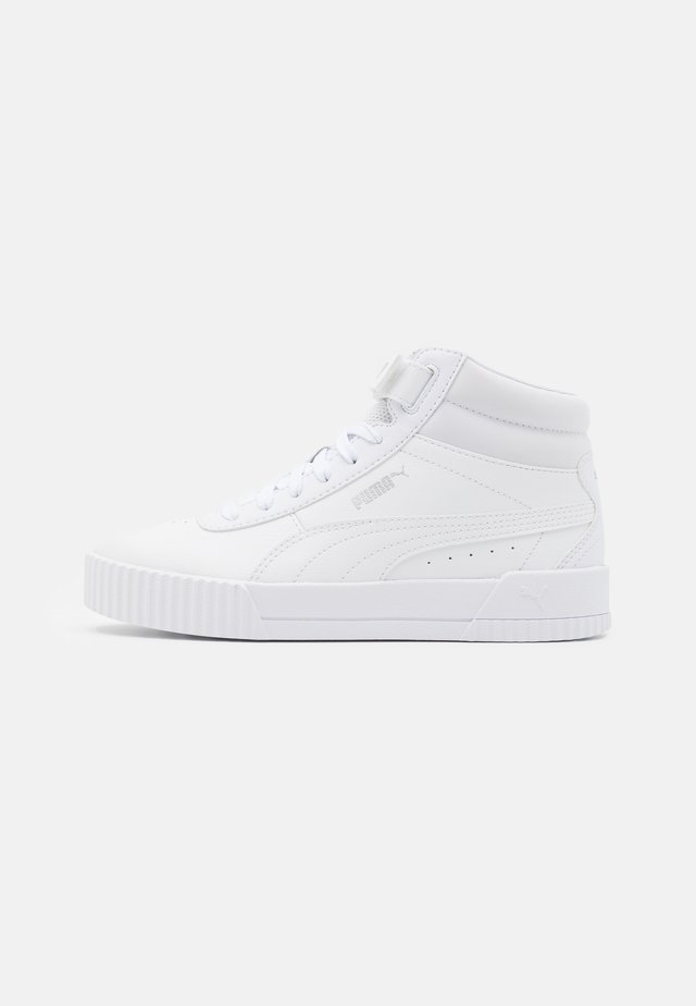 CARINA MID JR - High-top trainers - white