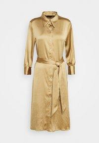 Sand Copenhagen - HEDVIG - Robe chemise - camel - 0