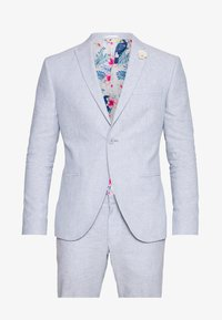 Isaac Dewhirst - PLAIN WEDDING - Completo - blue - 10
