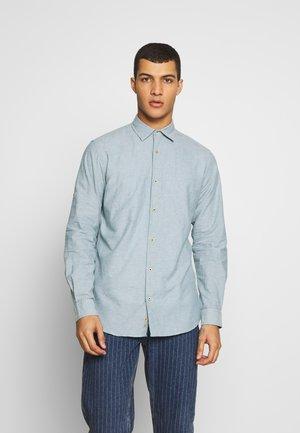 JORLASLOW - Shirt - ashley blue