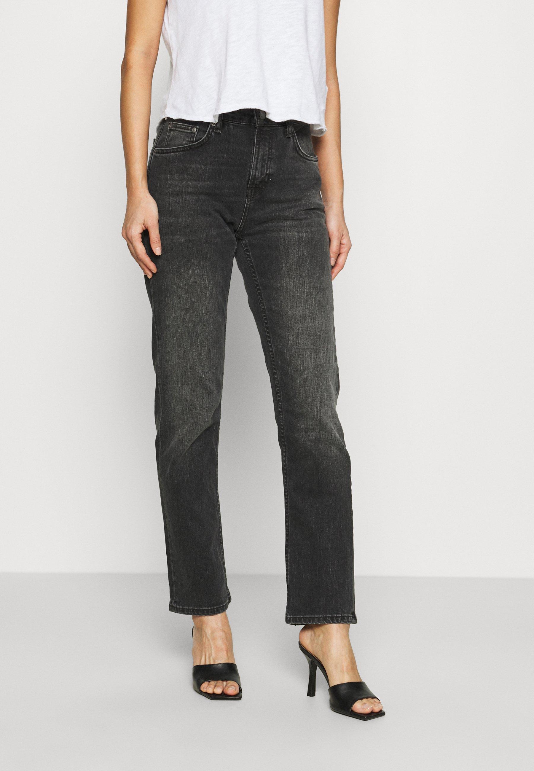 Women STRAIGHT SALLY - Straight leg jeans