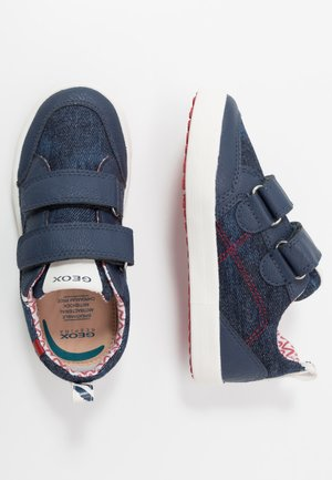 KILWI - Sneakers basse - blue/red