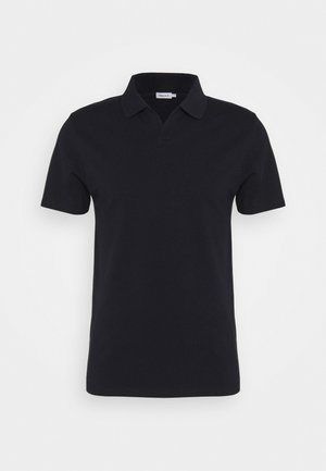 SOFT - Polo - charcoal blue