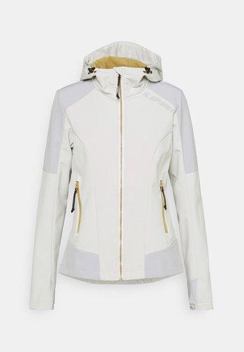 DAHLGREN - Soft shell jacket - natural white