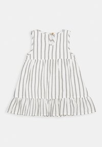 Turtledove - WIDE DRESS - Sukienka letnia - black/white - 1