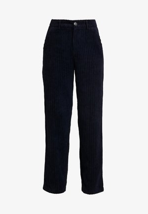 ONLBOUNCE STRAIGHT PANT - Trousers - night sky