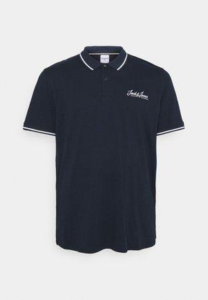 JORTONS - Poloskjorter - navy blazer