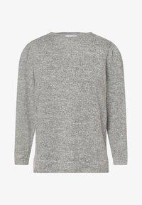 Opus - Long sleeved top - grau - 0