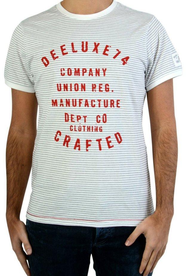 FORCE - T-shirt imprimé - white