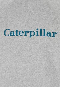 Caterpillar - BASIC PRINTED LOGO CATERPILLAR - Sweatshirt - heather grey - 2