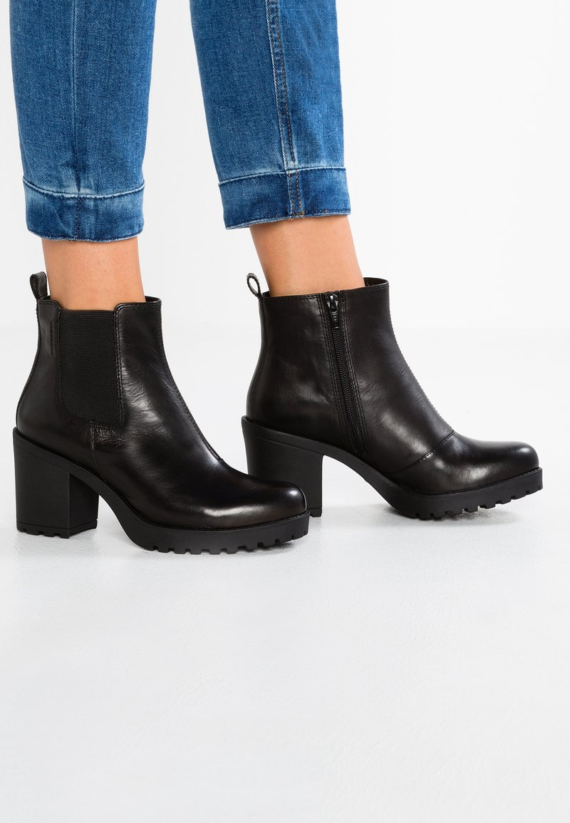Vagabond - GRACE - Ankle boots - black