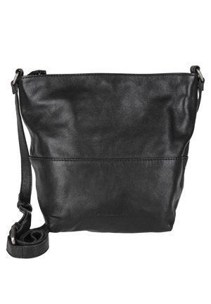 UMHÄNGETASCHE CHIC - Across body bag - black
