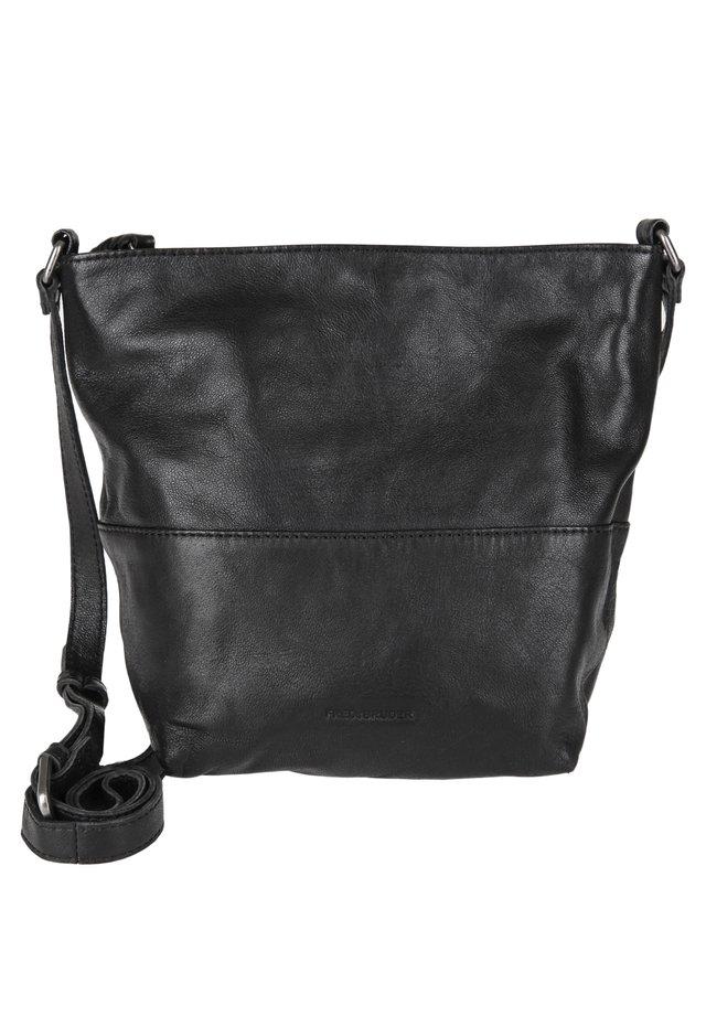 UMHÄNGETASCHE CHIC - Across body bag - black