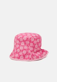 maximo - MINI GIRL REVERSIBLE - Hat - pink/wollweiß - 2