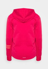 adidas Performance - Bluza rozpinana - power pink/signal pink