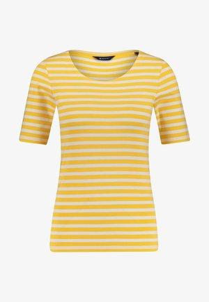 GANT DAMEN SHIRT KURZARM - Print T-shirt - melba (32)