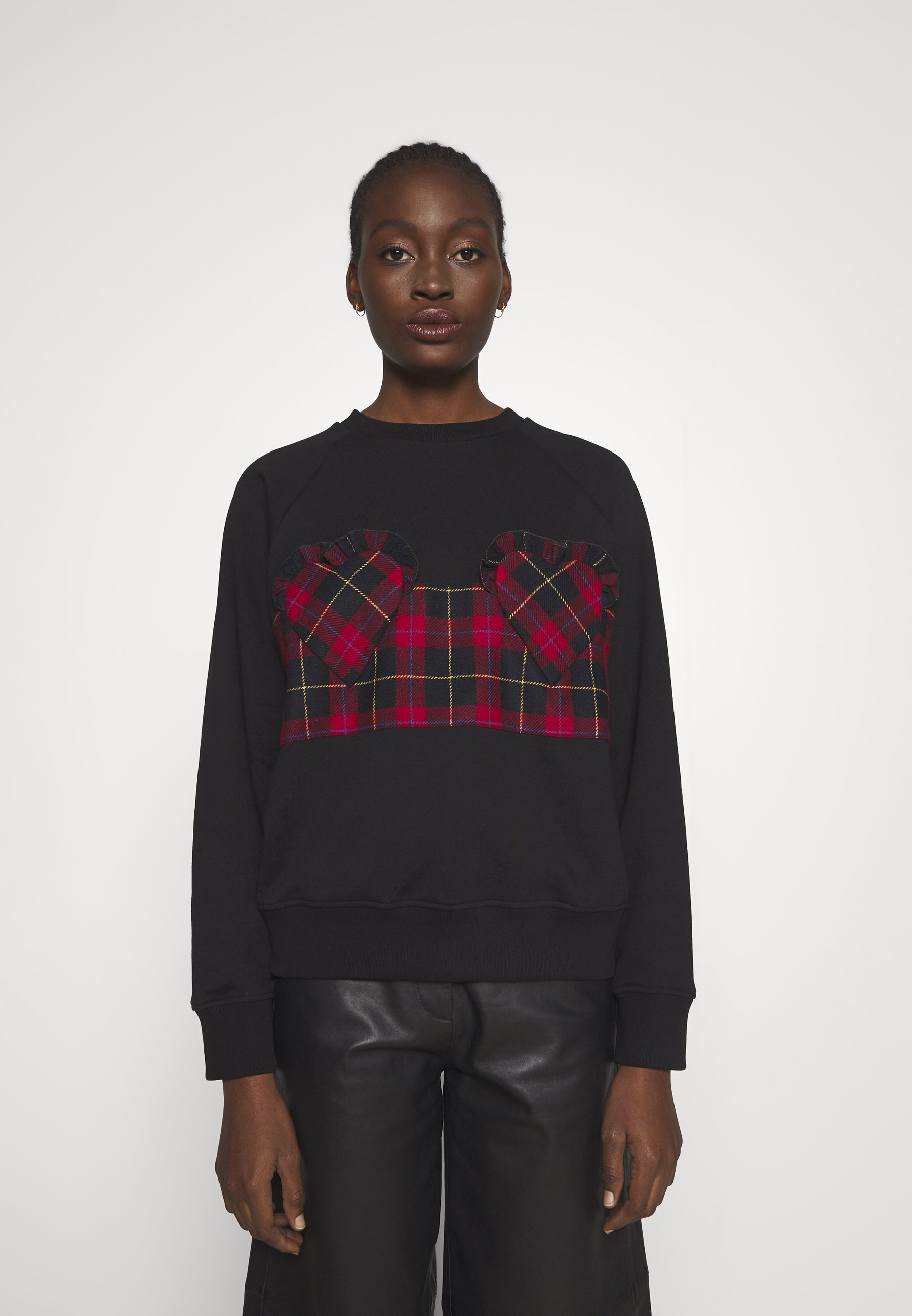 Women CHECK - Sweatshirt