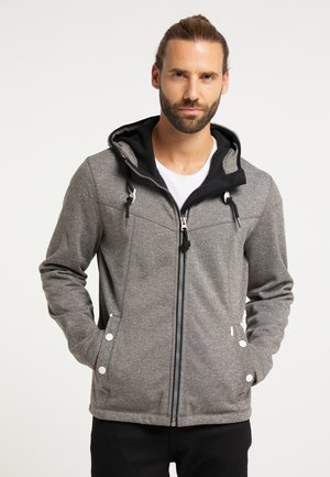 Light jacket - grau melange