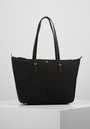 KEATON TOTE-SMALL - Handbag - black