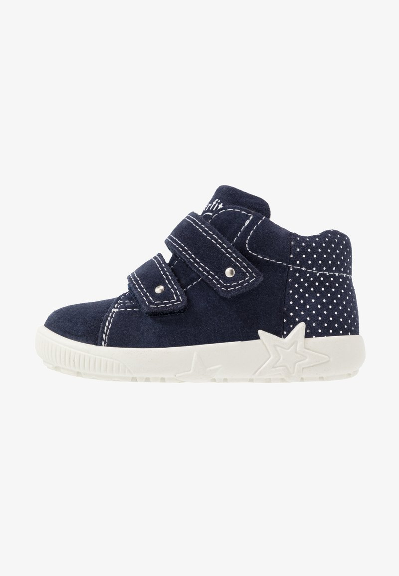 Superfit - STARLIGHT - Baby shoes - blau