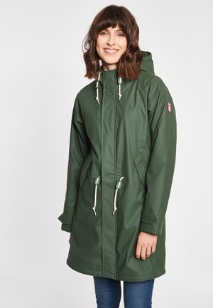 TRAVEL COZY FRIESE RC - Parka - oliv