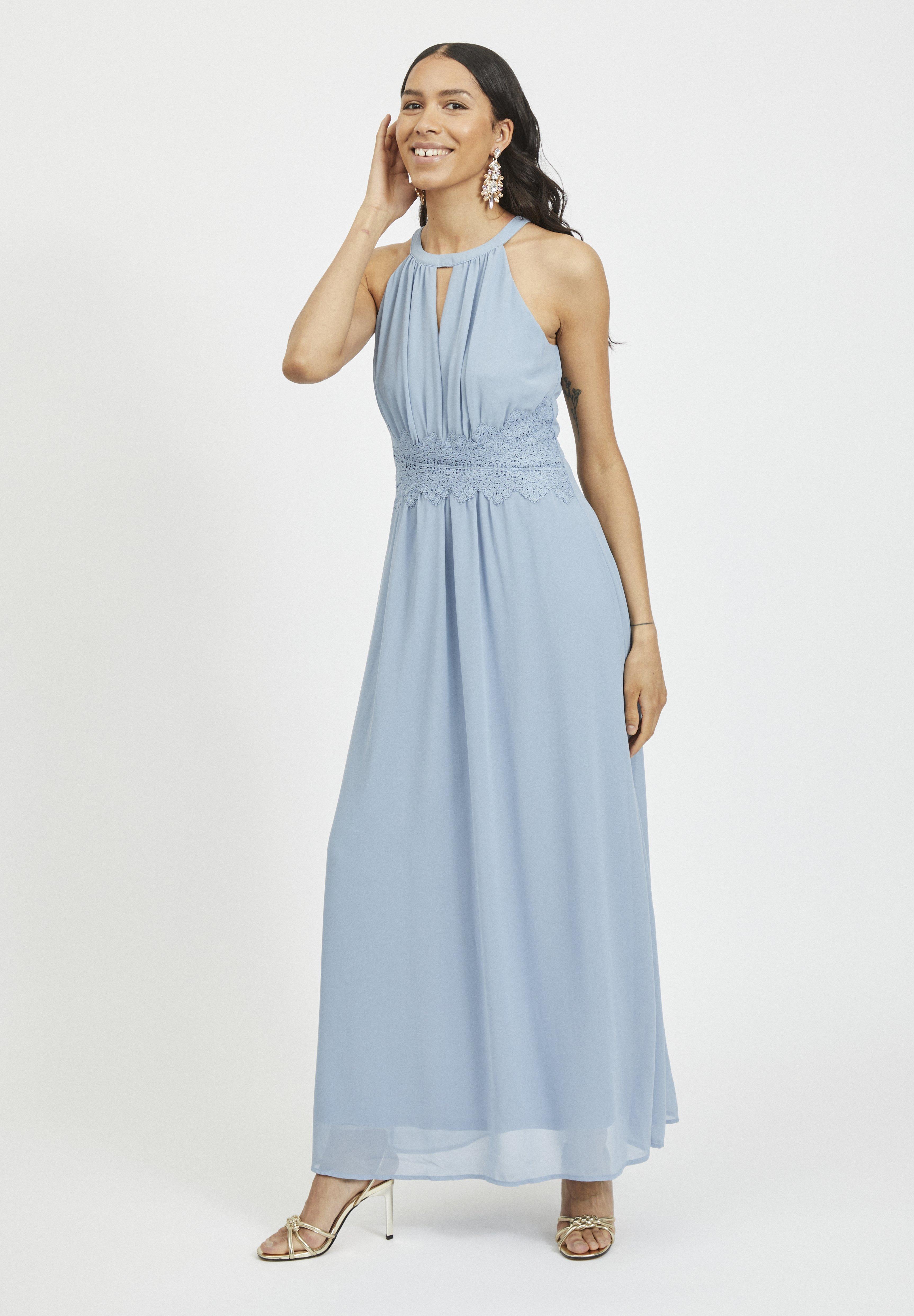 Women VIMILINA HALTERNECK MAXI DRESS - Occasion wear