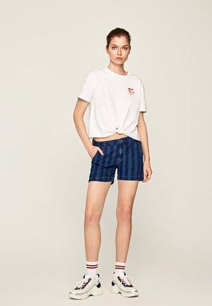 MAURIE - Shorts - denim