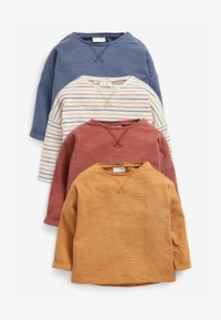 Next - 4 PACK  - Long sleeved top - multi-coloured - 0
