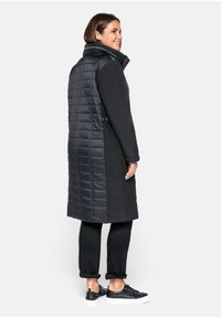 Sheego - Winter coat - schwarz - 2