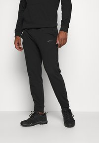 adidas Performance - ESSENTIALS SPORTS TRACKSUIT - Survêtement - black - 3