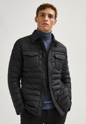 TECHNICAL  - Winter jacket - grey